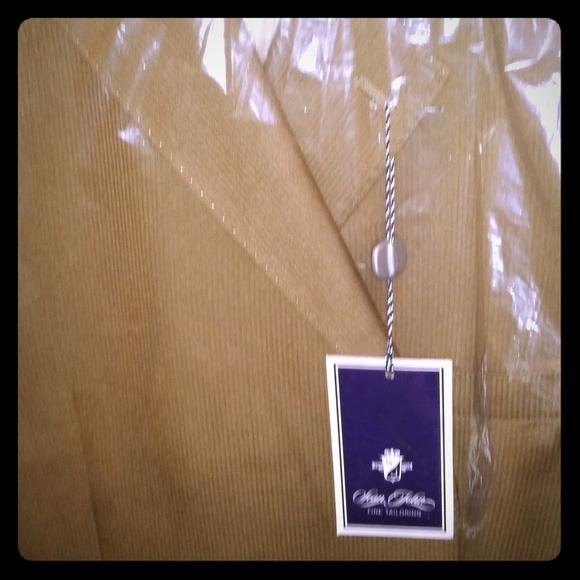 Sean John Other - Men's suit, caramel Brown, pants uncut